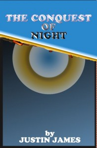 The Conquest of Night book - teen writes for teens