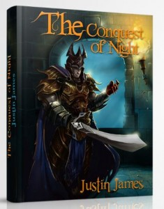 The Conquest of Night by Justin James