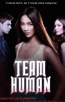 Team Human teen book